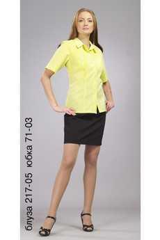 Блуза 217-05 юбка 71-03