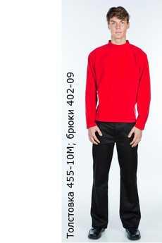 Толстовка 455-10М; брюки 402-09