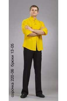 Сорочка 220-06; брюки 13-05