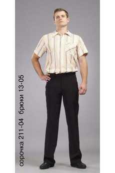 Сорочка 211-04; брюки 13-05