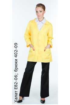 Халат Е82-06; брюки 402-09