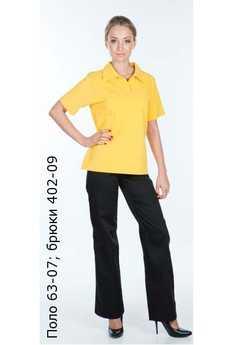 Поло 63-07; брюки 402-09