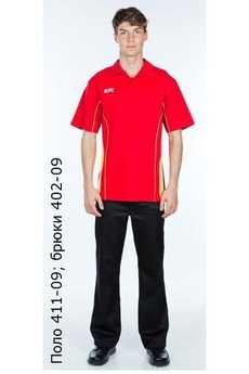 Поло 411-09; брюки 402-09