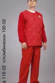 Куртка 115-02; п/комбинезон 100-02