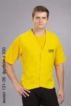 Жилет 121-05; футболка 330
